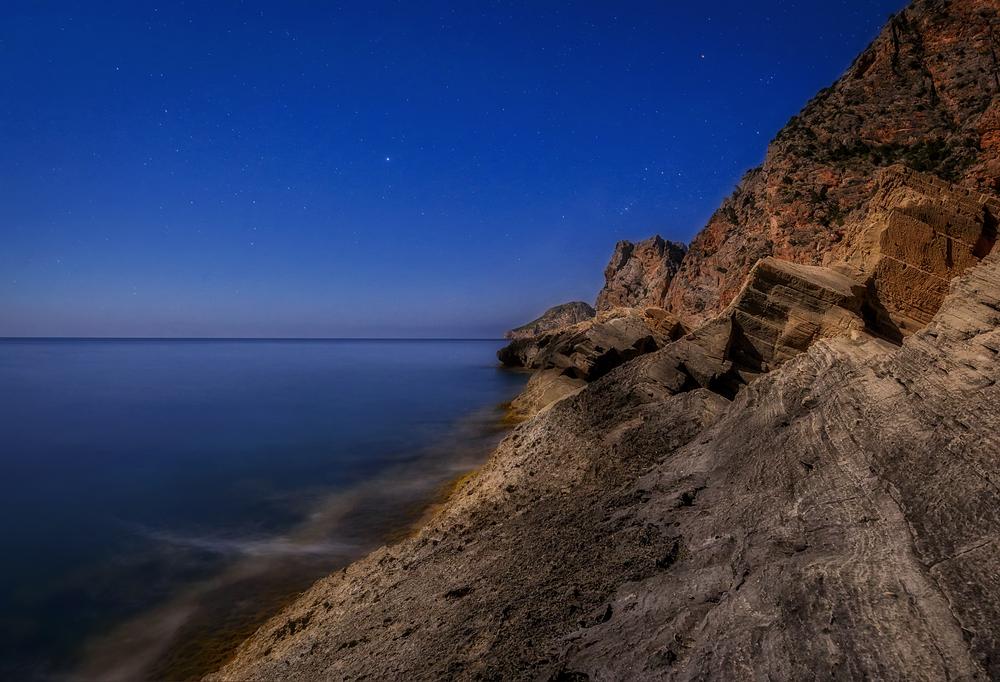 mooiste stranden ibiza - sa pedrera