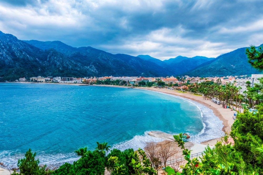 mooiste stranden turkije - icmeler