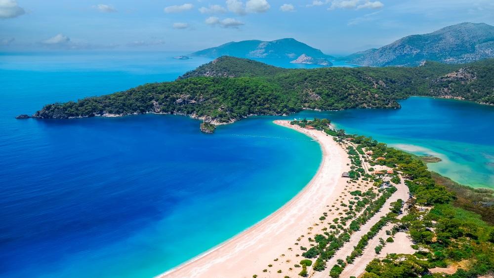 mooiste stranden turkije - oludeniz beach