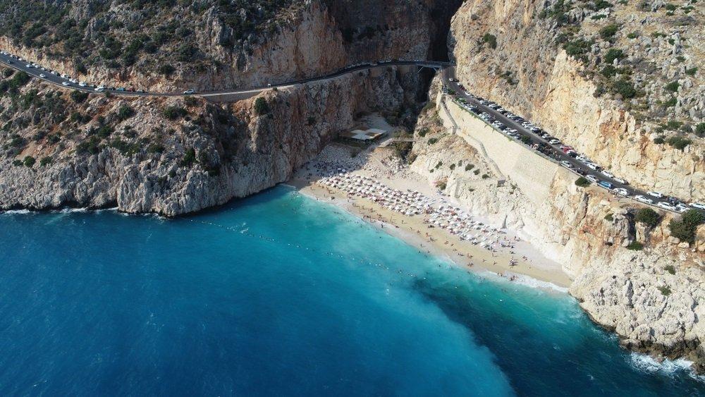 mooiste stranden turkije - kaputas beach