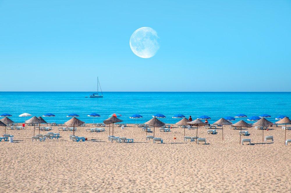 mooiste stranden turkije - patara beach