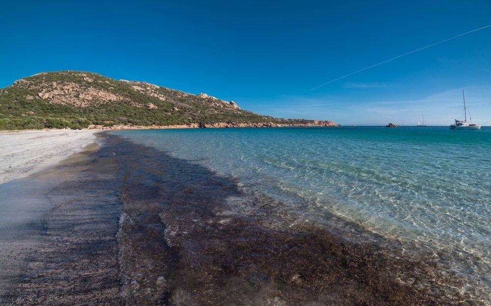 Rocapina strand - mooiste stranden corsica