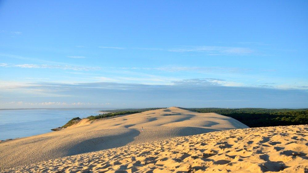 Dune du Pyla - mooiste stranden frankrijk
