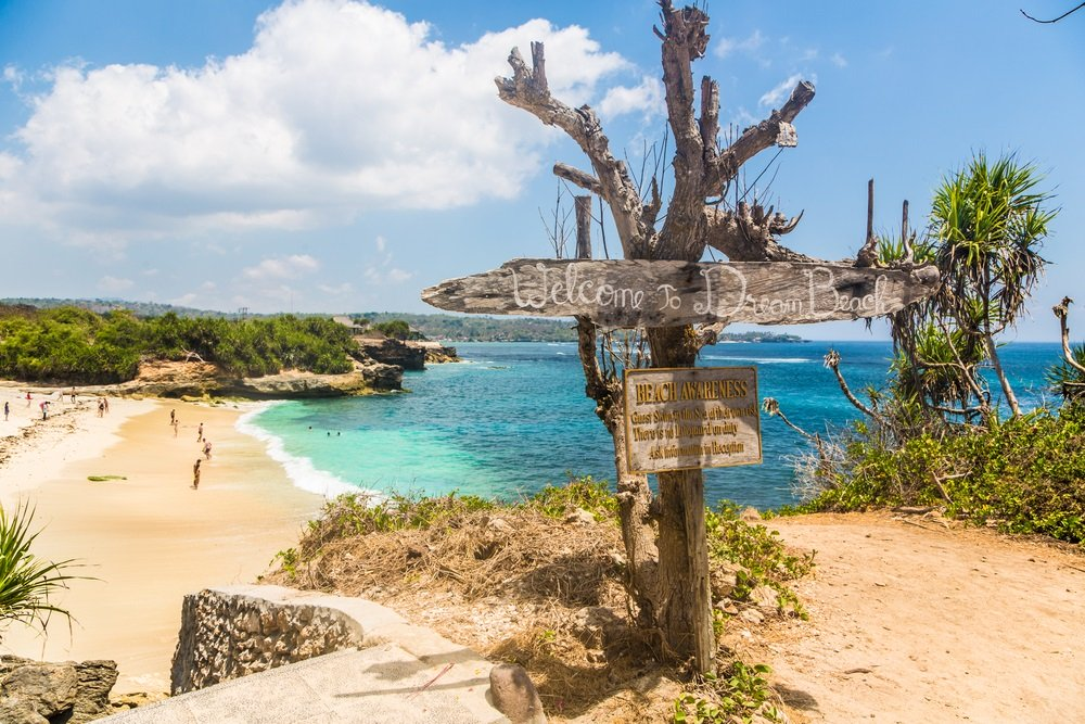 mooiste stranden bali - Nusa Lembongan