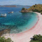 mooiste stranden indonesie - Pink Beach