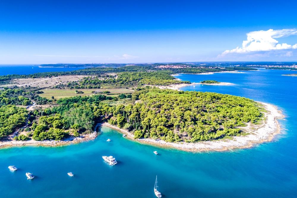Dit zijn de allermooiste stranden van Istrië