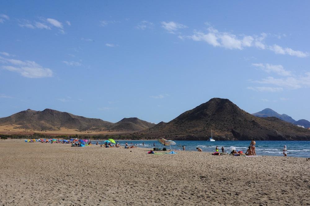 mooiste strand andalusie - Playa los Genoveses