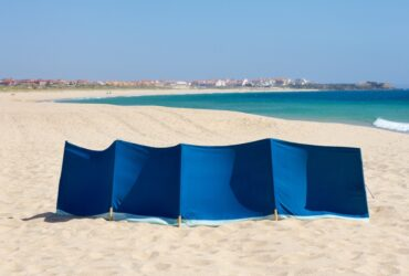 Beste windscherm strand
