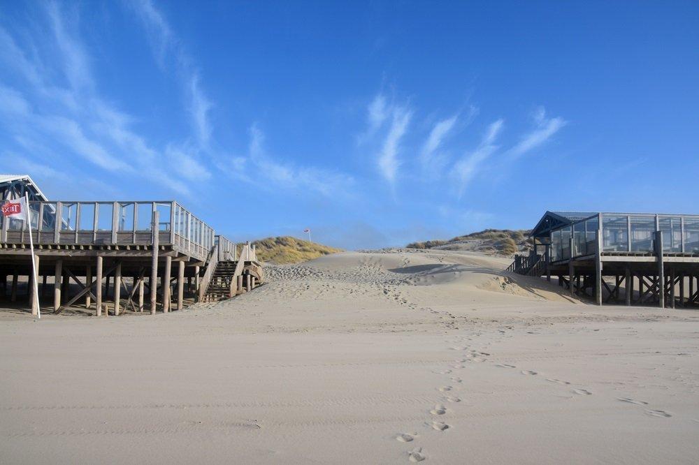mooiste stranden texel - Paal 19