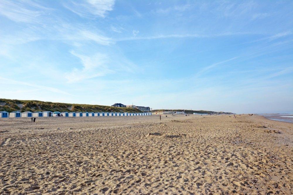 mooiste stranden texel - Paal 20