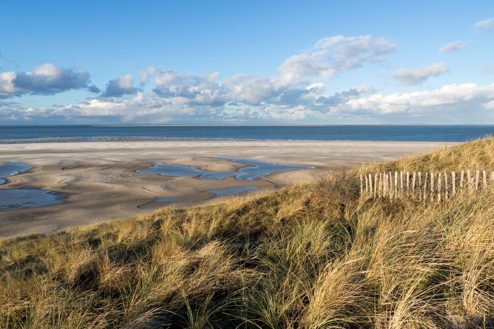 mooiste stranden texel - Paal 31