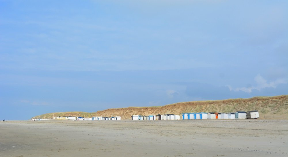 mooiste stranden texel - Paal 9