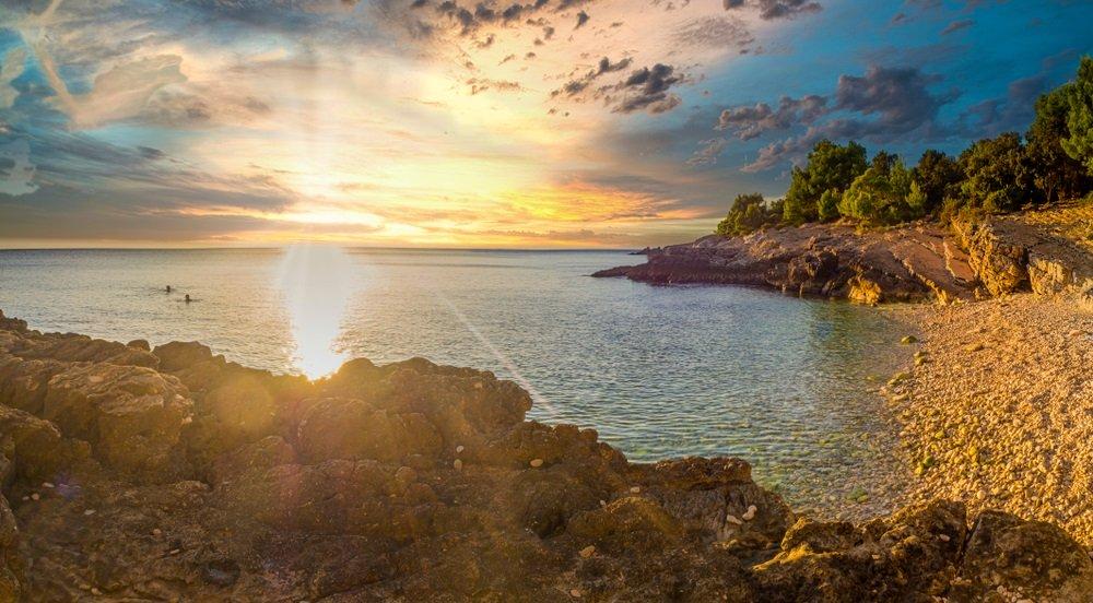 mooiste stranden istrie - Cape kamenjak, Medulin
